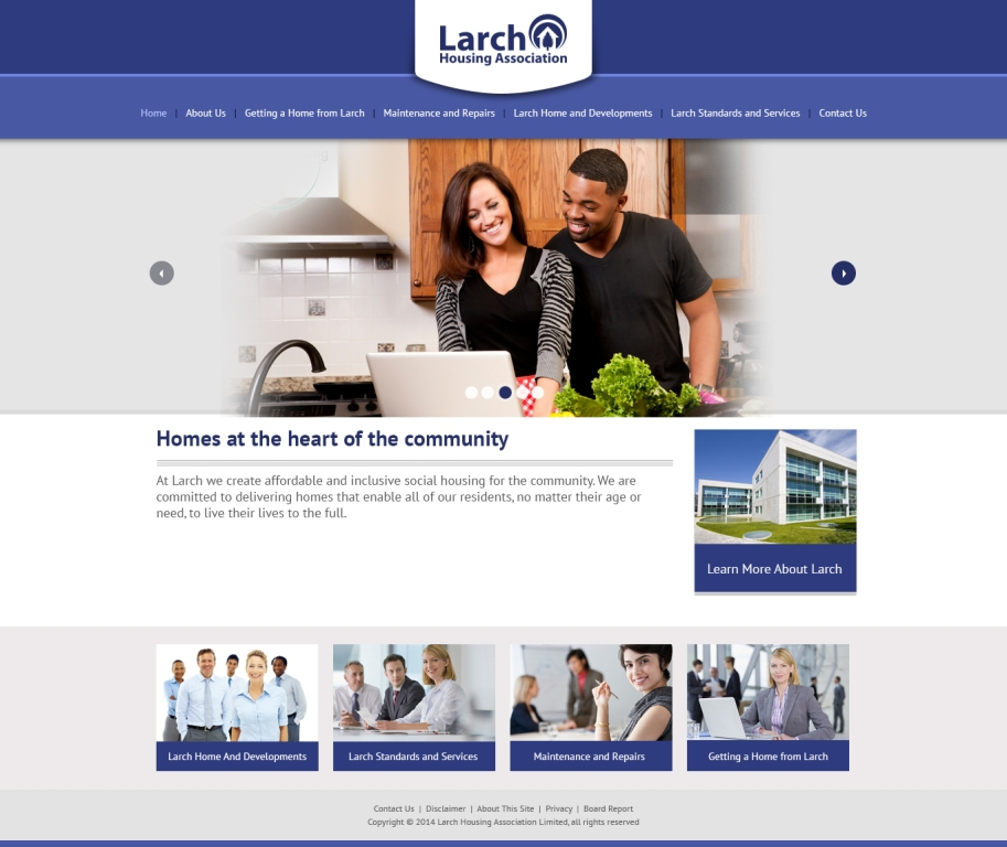 Larch-Housing-Association
